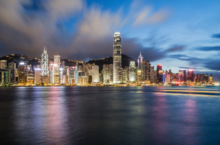 Victoria Harbour, Hong Kong, Photo credit: Unsplash