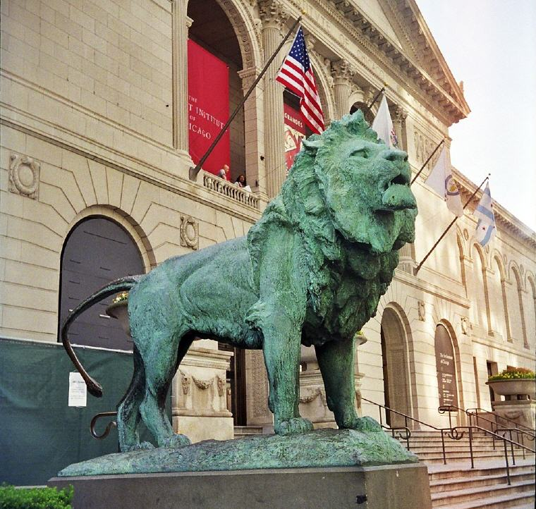 Art Institute of Chicago, Top 10 Museums World 2017 Travelers' Choice Awards