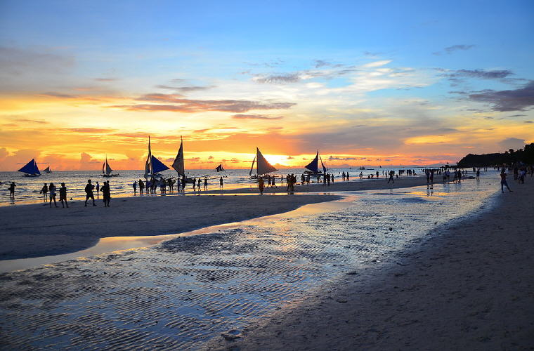 Boracay, Philippines, Exclusive Scoot deals promo flights