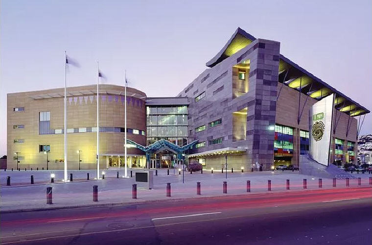 Museum of New Zealand Te Papa Tongarewa, Wellington, Photo credit: Te Papa Museum