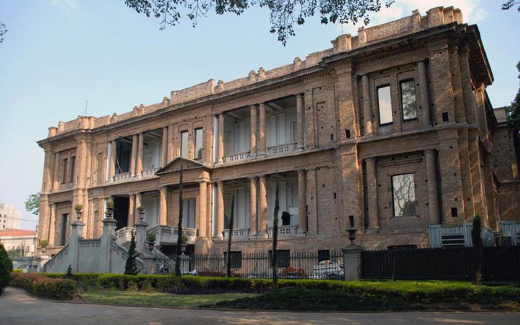 Pinacoteca do Estado de São Paulo, Photo credit: fritz kintz, Wikipedia