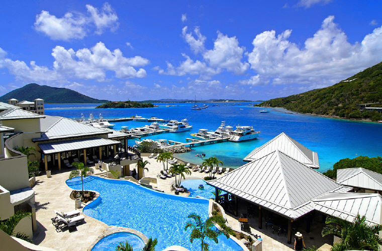 Scrub Island, British Virgin Islands