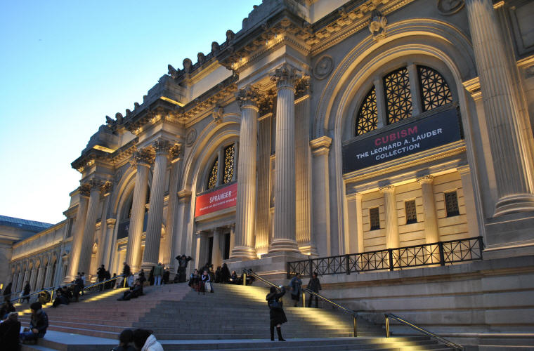 The Metropolitan Museum of Art, New York City, Photo credit: anielbaez0