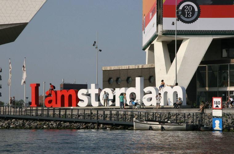 Top Accommodations in Amsterdam, Netherlands, Photo credit: Françoise Rondaij-Koch