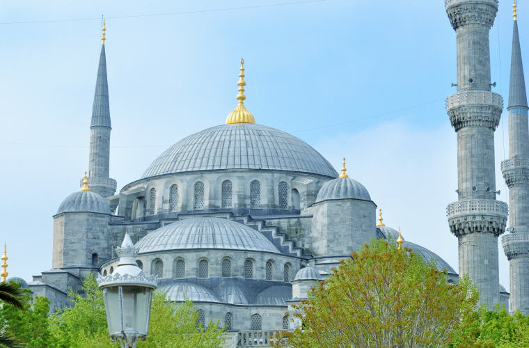 Top Accommodations in Istanbul, Turkey. Photo credit: Nadine Doerlé