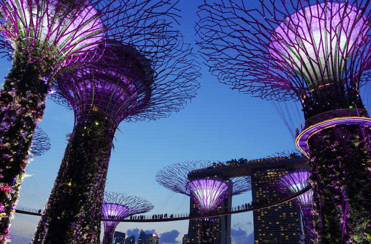 Top Accommodations in Singapore, Photo credit: Jason Goh