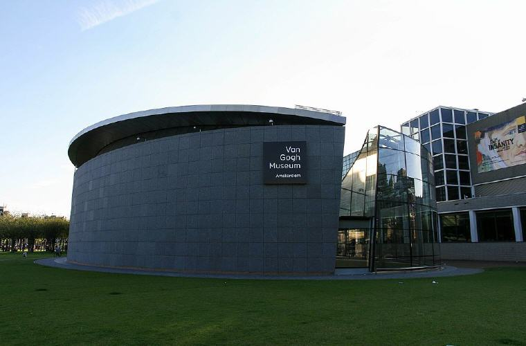 Van Gogh Museum, Amsterdam, The Netherlands, Photo credit: Marco Almbauer
