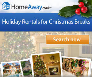 Holiday Rentals for Christmas Break