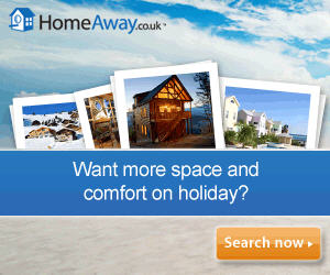 Want more space and comfort on holiday?