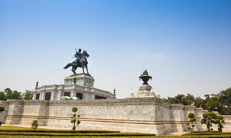 King Naresuan the Great Memorial, Ayutthaya
