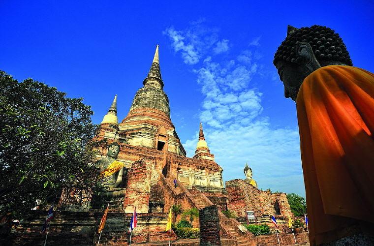 Wat Yai Chai Mongkon, Ayutthaya
