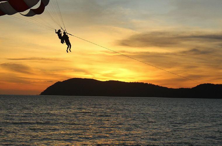 Dawn at Langkawi Island, Malaysia