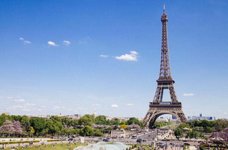 Eiffel Tower, Paris, Europe