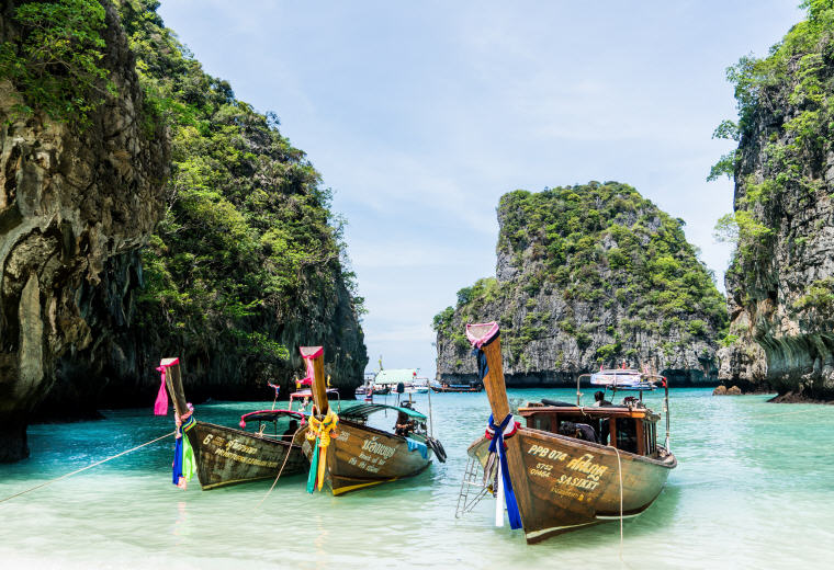 Koh Phi Phi, Phuket