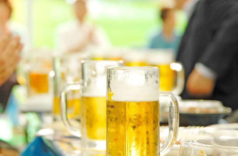 Sapporo Summer Festival (Sapporo Odori Beer Garden)