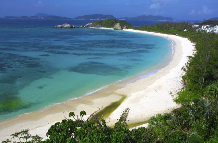 Aharen Beach, Tokashiki Island