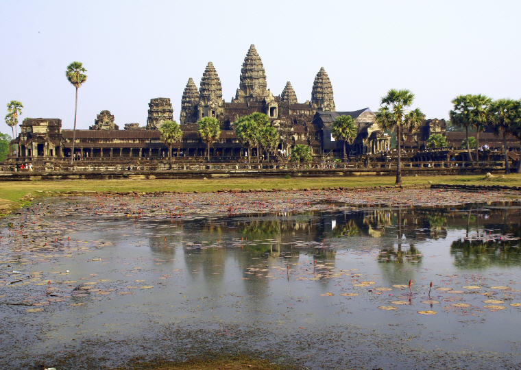Angkor Wat, Cambodia, Top 10 Destinations World 2017 Travelers' Choice Awards