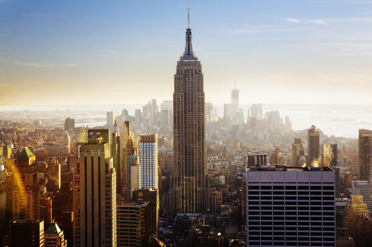 Empire State Building, New York City, Top 10 Destinations World 2017 Travelers' Choice Awards