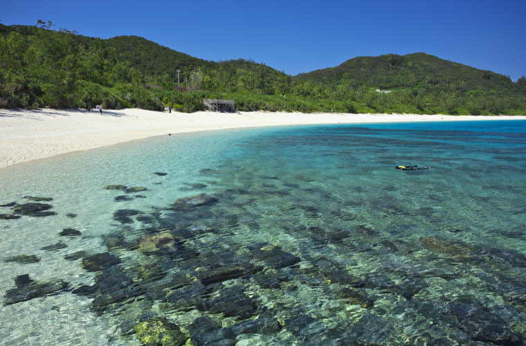 Furuzamami Beach, Kerama Islands