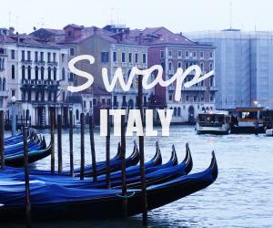 Love Home Swap, Italy