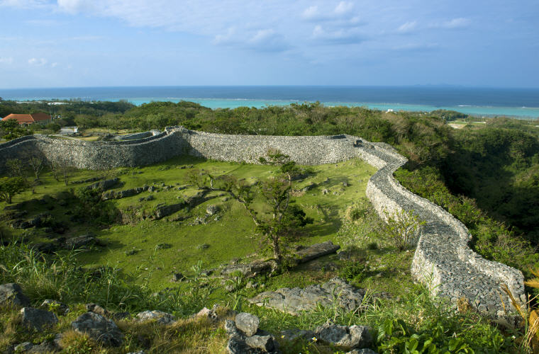 Nakijin Castle Site, © Okinawa Convention & Visitors Bureau, Top things to do in Okinawa