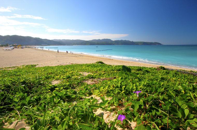 Okuma Beach within JAL Private Resort Okuma
