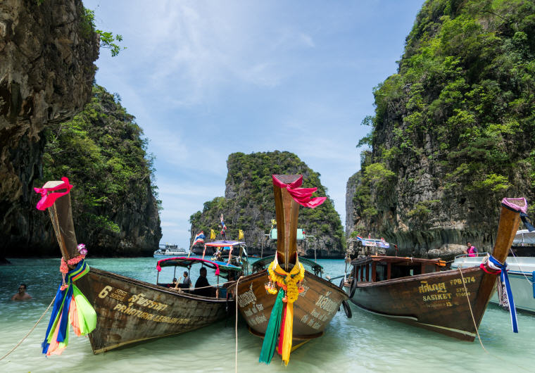 Phi Phi Island Tour, Phuket, Top 10 Destinations World 2017 Travelers' Choice Awards
