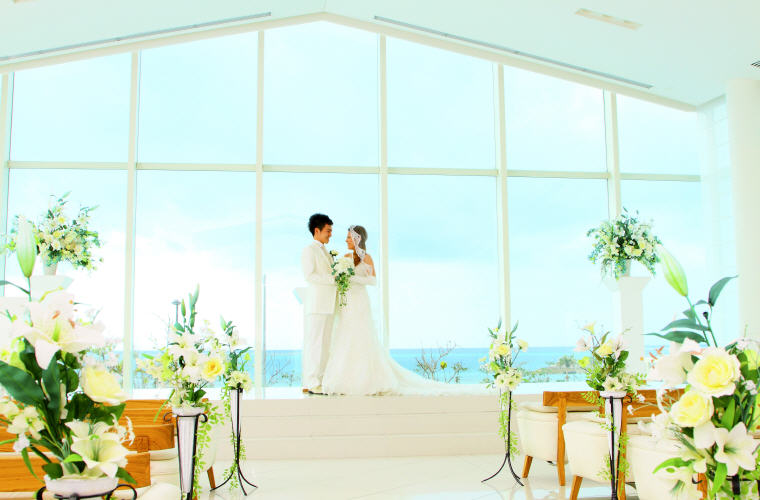 Resort Wedding in Okinawa