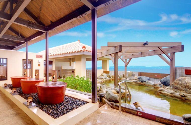 Ryukyu Onsen Senagajima Hotel, top things to do in Okinawa