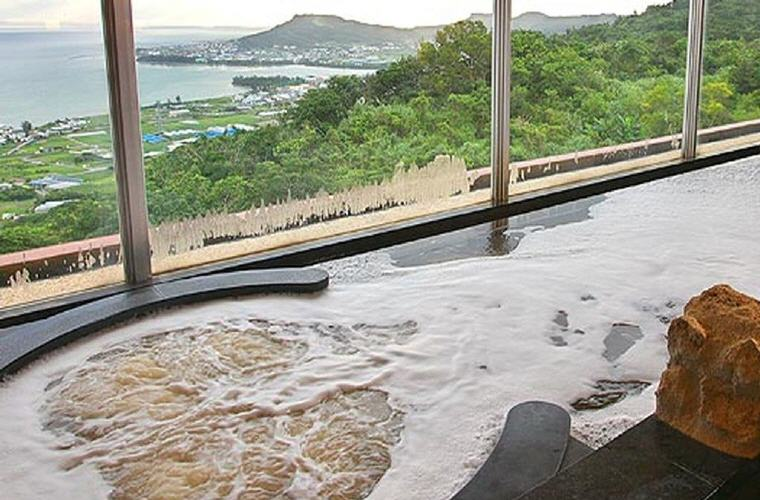 Sashiki Hot Springs, Apeman Spa, The Yuinchi Hotel Nanjo, top things to do in Okinawa