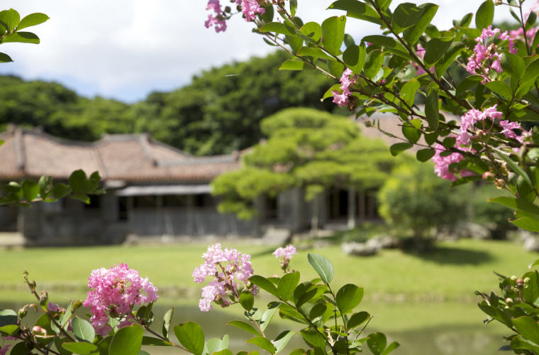 Shikinaen, Gusuku Sites and related properties of the Kingdom of Ryukyu, Top things to do in Okinawa