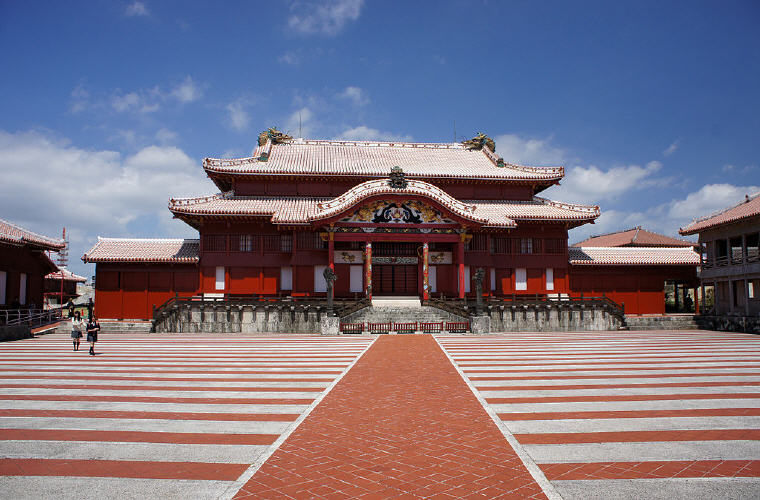Shuri Castle, Gusuku Sites and related properties of the Kingdom of Ryukyu, Top things to do in Okinawa