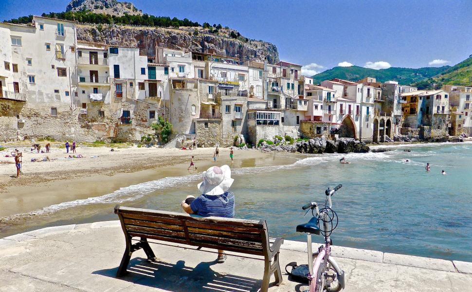 Sicily, Love Home Swap