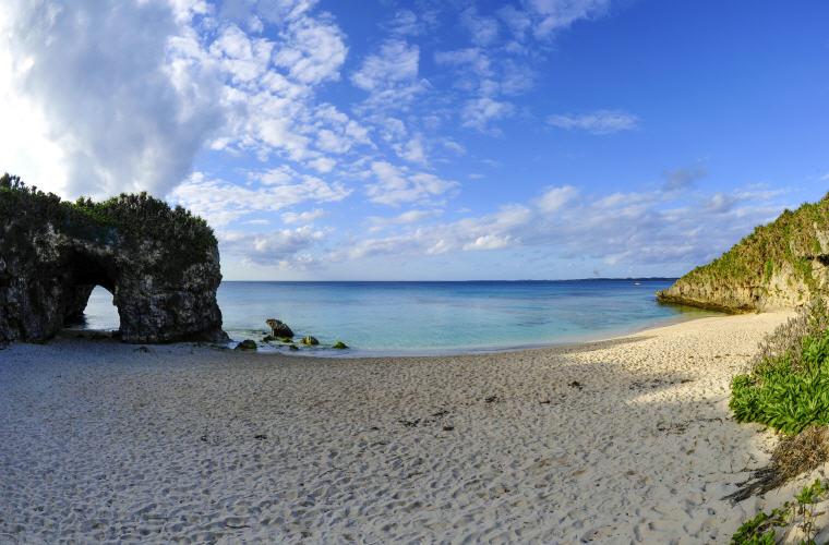 Sunayama Beach, Miyako island