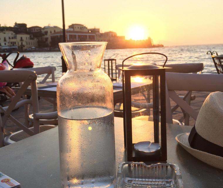 Sunset at Crete, Greece, Top 10 Destinations World 2017 Travelers' Choice Awards