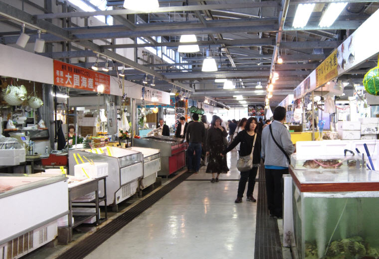 Tomari Iyumachi direct sales fish market, Top things to do in Okinawa