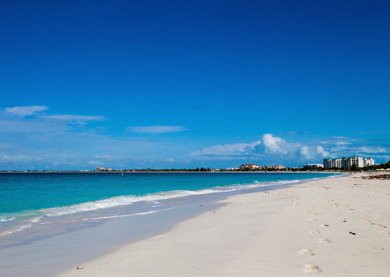 Grace Bay, Providenciales, Turks and Caicos, Top 10 beaches world 2017