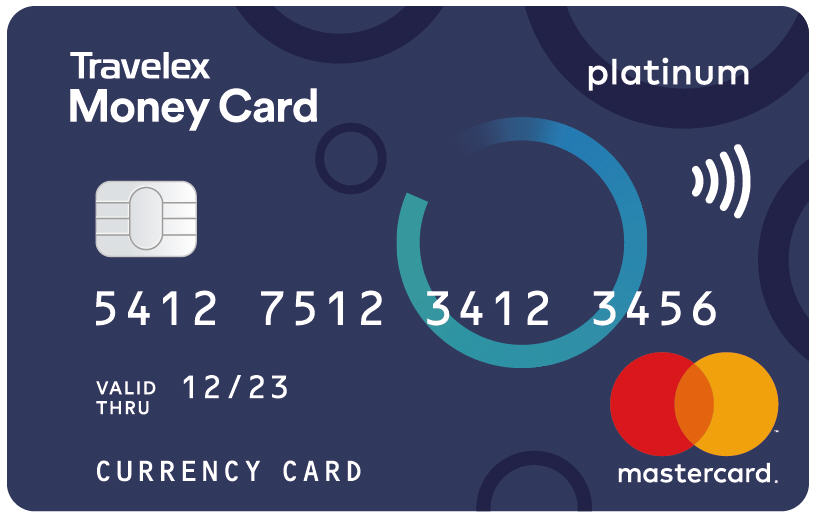 Travel Money with Travelex Money Card