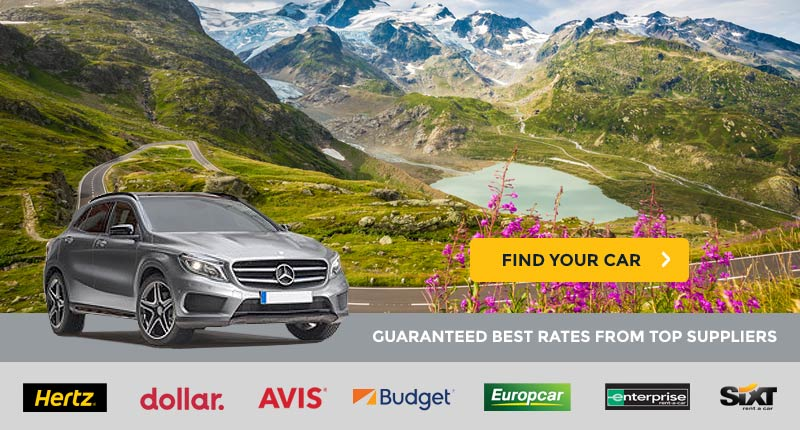 Europcar Worldwide - Car Rental