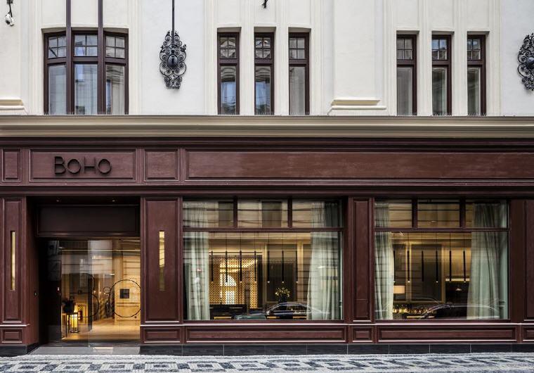 Top 25 Hotels BoHo Prague Hotel, Prague, Czech Republic