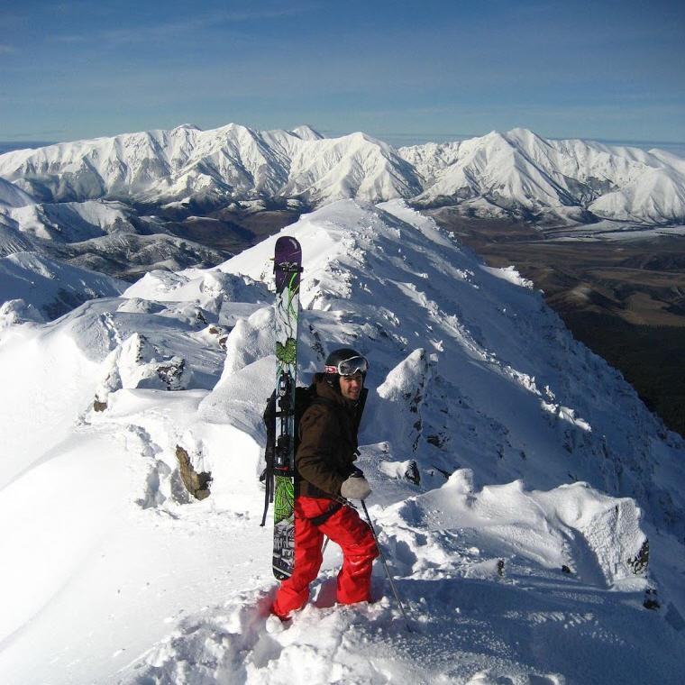 Craigieburn Valley, New Zealand, Photo credit: Craigieburn Valley Ski Club