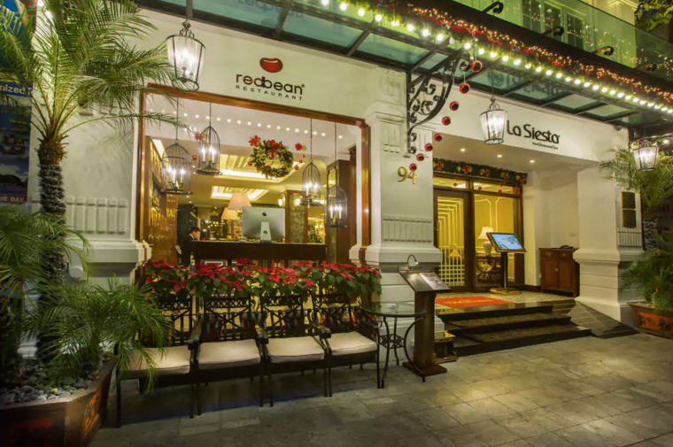 Top 25 Hotels Hanoi La Siesta Hotel & Spa, Hanoi, Vietnam