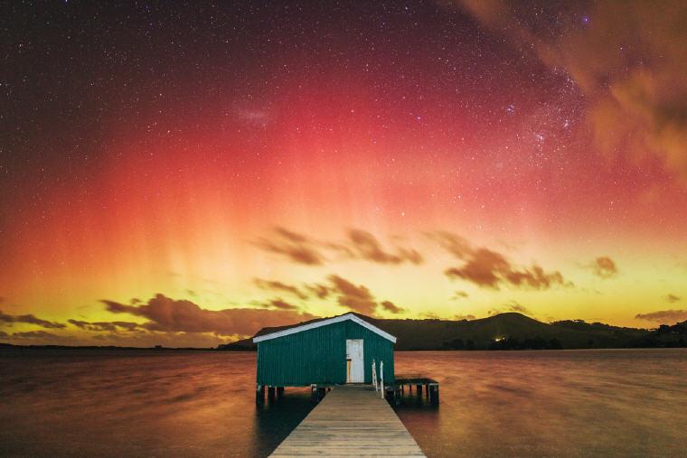 Hoopers Inlet, Dunedin, New Zealand, Photo credit: Chris Stephenson