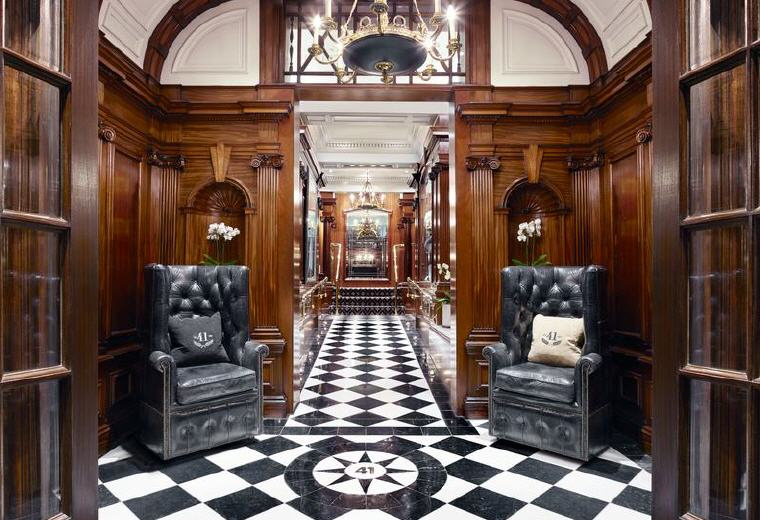Top 25 Hotels, Hotel 41, London, United Kingdom