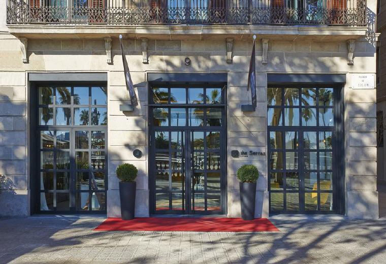 Top 25 hotels Hotel The Serras, Barcelona, Spain