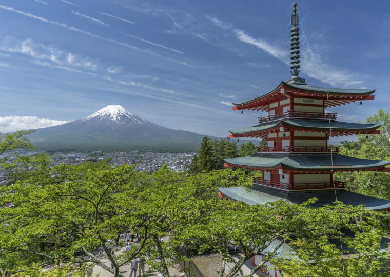 Mount Fuji, Japan, Coolest destinations in Asia-Pacific