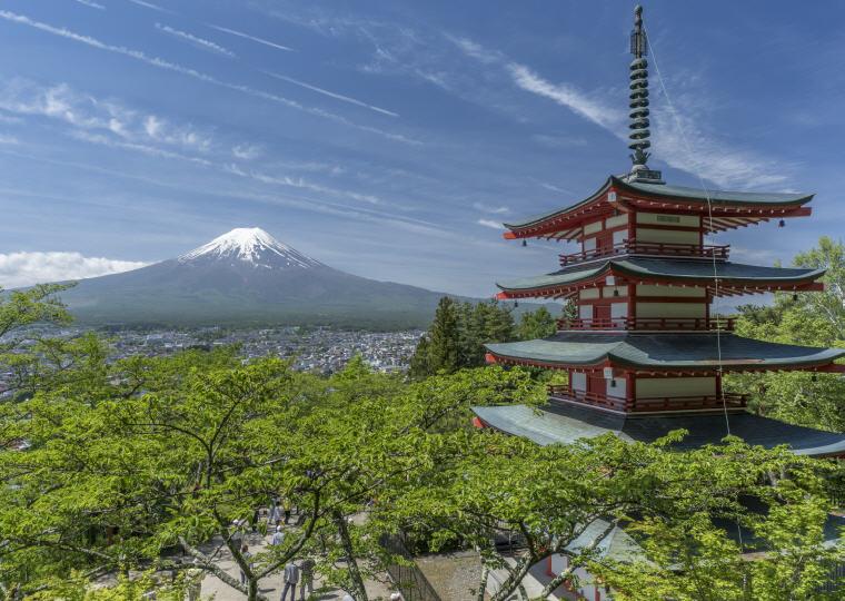 Mount Fuji, Japan, Coolest destinations in Asia-Pacific