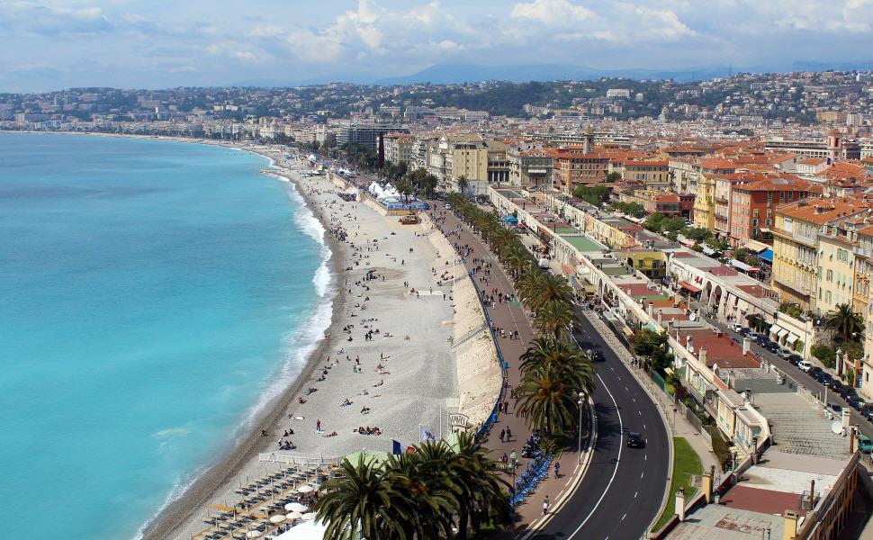 Car Rental in Nice, France
