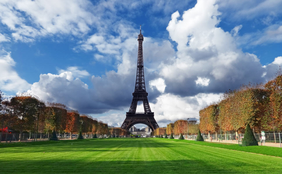 Travel by train in Paris, Rail Europe