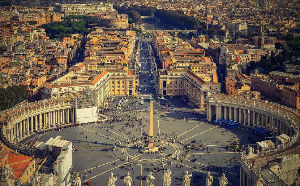 Rome, Europe Car Rental in Rome